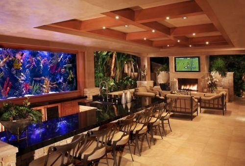 Man Cave Indoor Bar : Ultimate outdoor man cave dream home ideas pinterest
