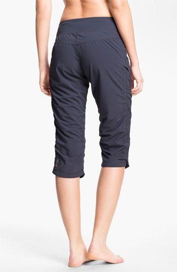 Zella 'Move It' Capri Pants | Nordstrom Navy capris