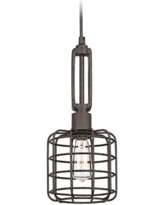 Cool Industrial Pendant Light
