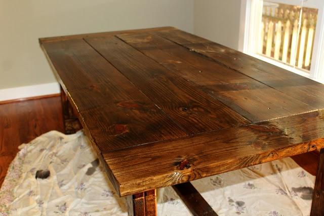 diy farmhouse dining table house ideas pinterest