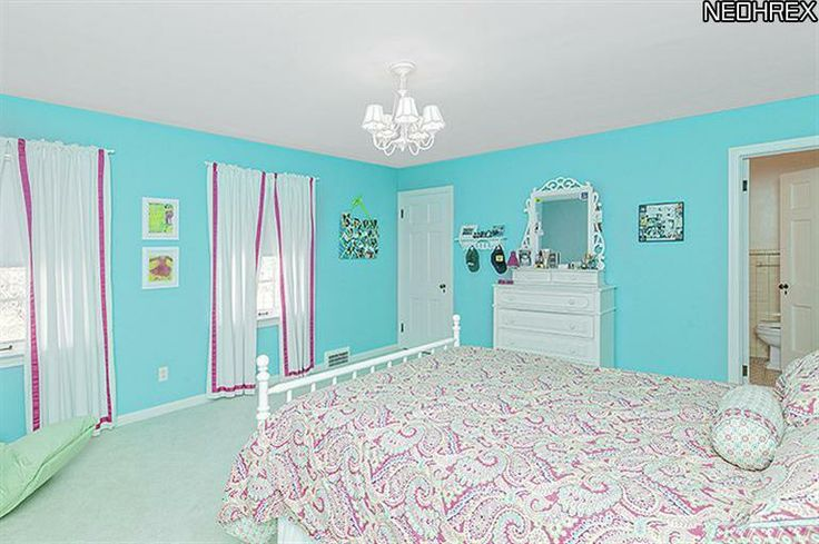 pretty room with bright happy colors bedrooms pinterest