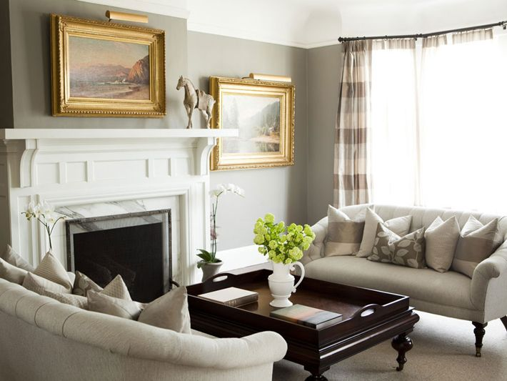 formal living rooms