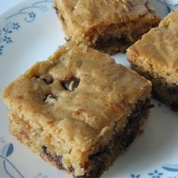 Chewy Peanut Butter Brownies | Brownies | Pinterest
