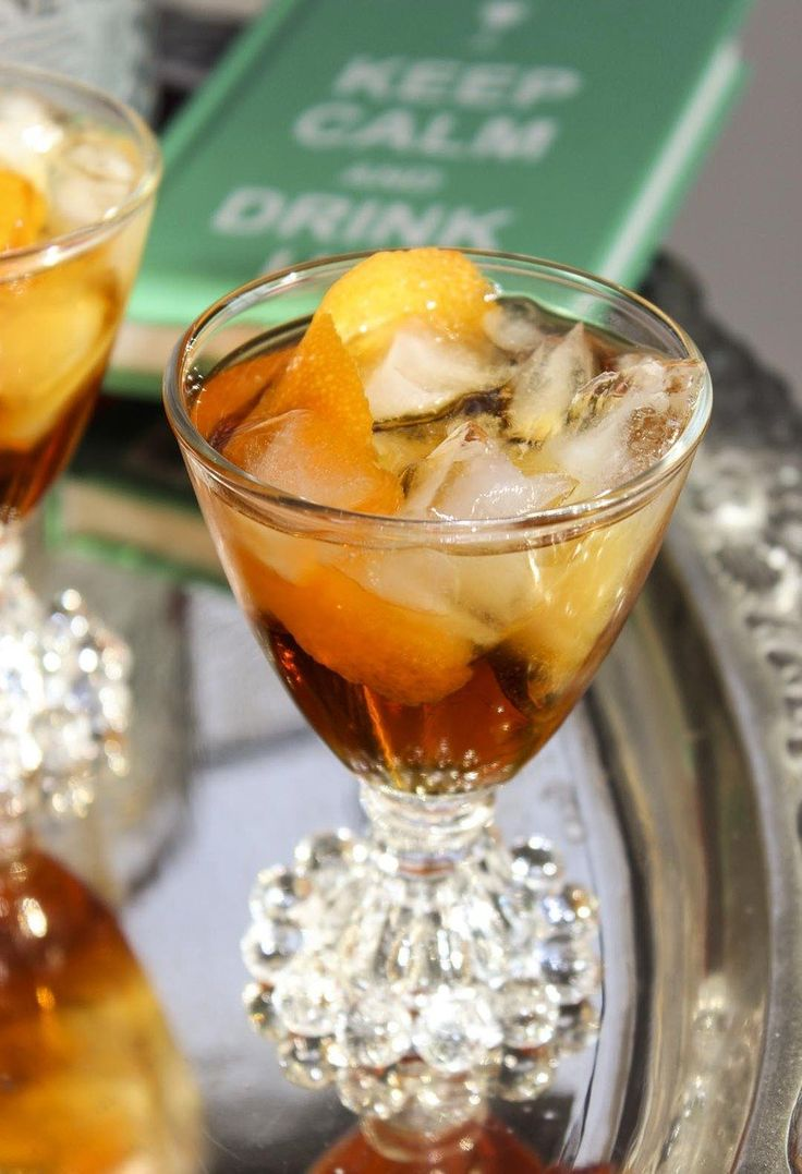 ... Cocktail Recipe:The Bittersweet Mr. Bates — The 10-Minute Happy Hour