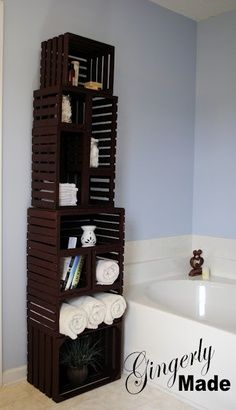 Bathroom on Bathroom Storage   For The Home
