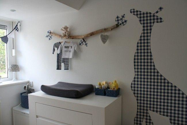 Babykamers op babybytes: De-babykamer-voor-ons-ventje...