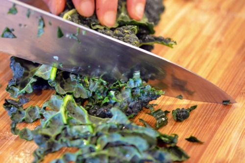 Quick and Simple Stir-Fried Kale and Bacon | Award-Winning Paleo ...