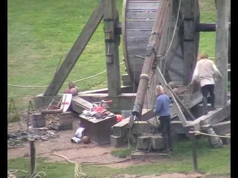 Warwick Castle Siege Engine, Worlds Largest trebuchet