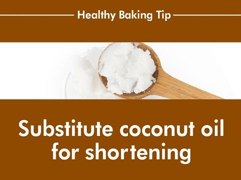 Oh, the treasures of coconut oil! This is one of many ways I use it.