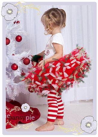 Christmas Petti Tutu