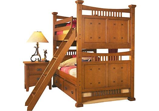 Rooms To Go Bunk Beds Kids Pinterest