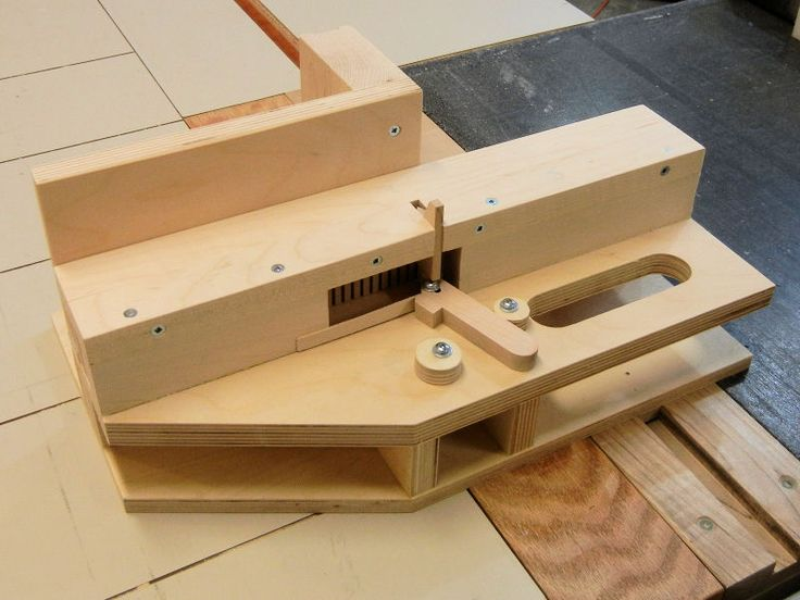 Building A Jig For Box Joints Site Youtube Com