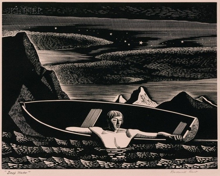 Rockwell Kent Quotes. QuotesGram