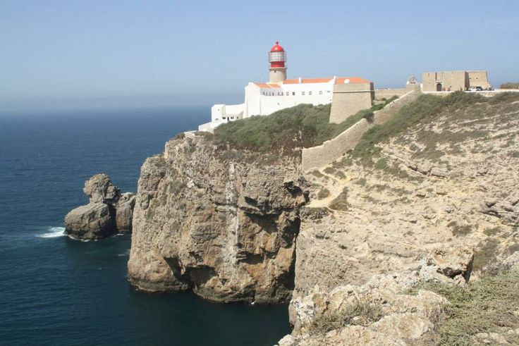 Cabo san vicente algarve portugal pinterest - Cabo san vicente portugal ...