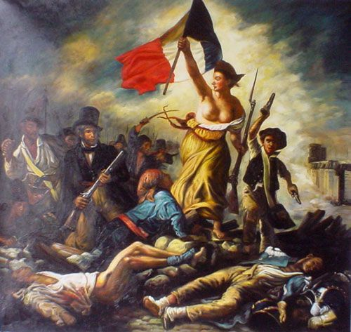 French revolution date in Perth