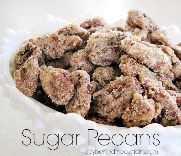 Sugared Pecans Recipes — Dishmaps