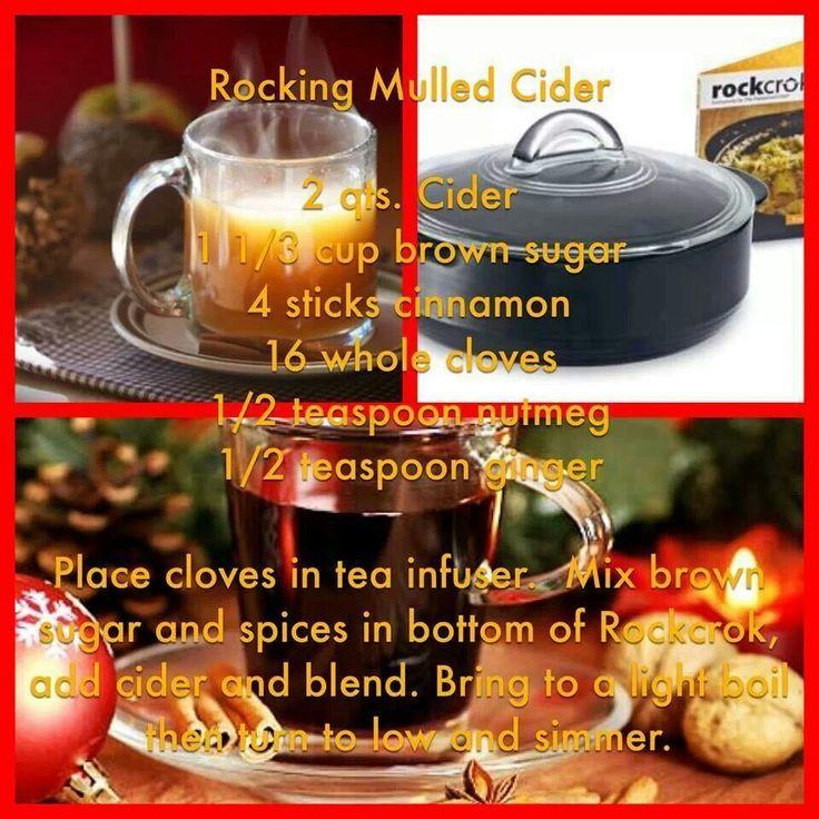 Mulled Cider | Fireside warmth | Pinterest