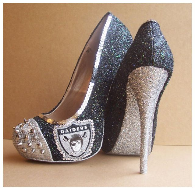 Oakland Raiders shoes
