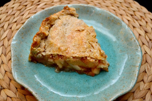 apple pie with whole grain crust | Desserts, Desserts, Desserts | Pin ...