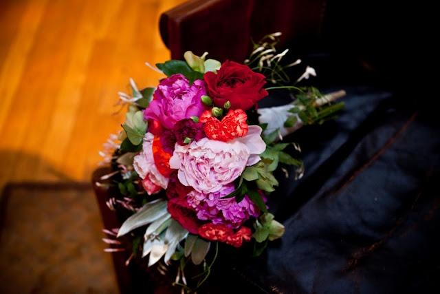 Kat Flower New York Weddings Part Two Garden Grown Bridal Bouquets