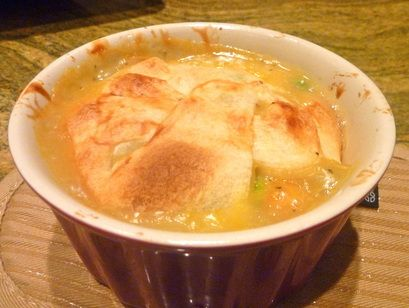 Comfort Food: Chicken Pot Pie | Reservation For Two - Reservation For ...