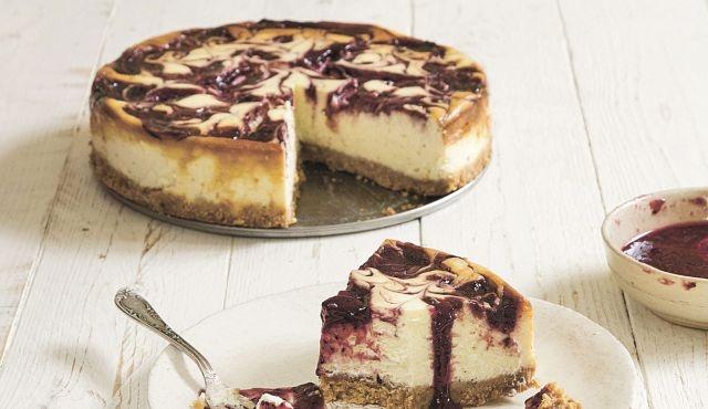 The perfect Shavuot cheesecake - Shavuot 2013 - Israel News | Haaretz ...