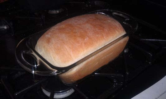 The EASIEST homemade bread recipe you will every find!