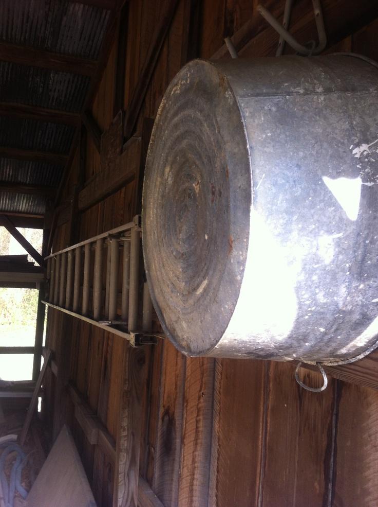 Wash Pots