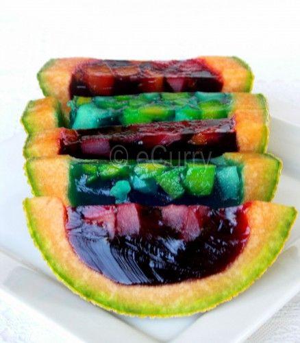 Melon Boats 7 | Food -- Fun Kid Food & Ideas | Pinterest