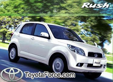 2015 Toyota Rush Release Date and Price