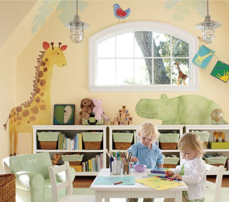 Pottery Barn Kids Playroom Ideas Pinterest