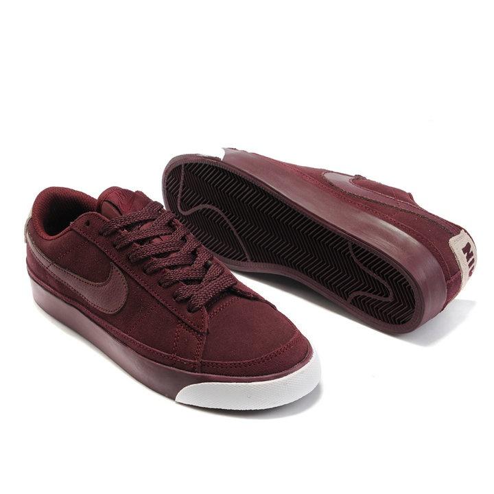 Fantastic Shoes Maroon/burgundy Nike Air Max Women - Wheretoget
