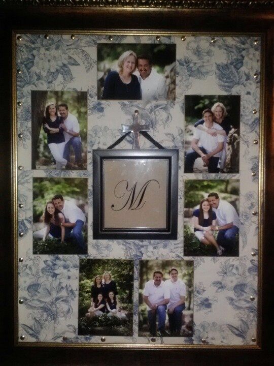 Family Picture Collage Diy Ideas Pinterest
