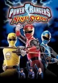 Phim Siêu NHân Power Rangers Ninja Storm