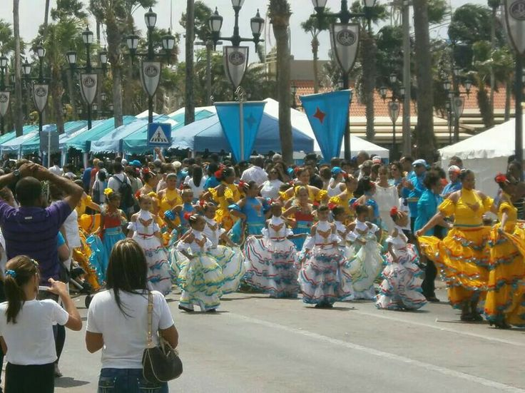 aruba flag day celebration