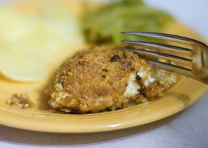 Crispy and Moist Baked Chicken Breasts | Tasty Kitchen. Top chicken ...