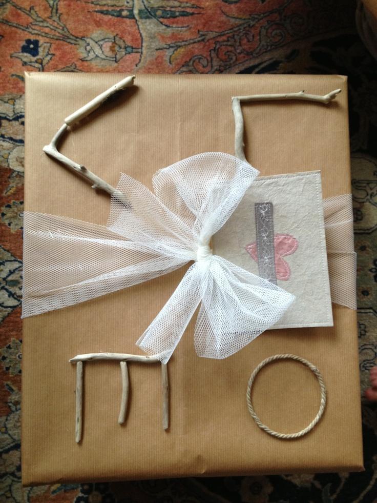 Diy Wedding Gift Wrap : wedding gifts