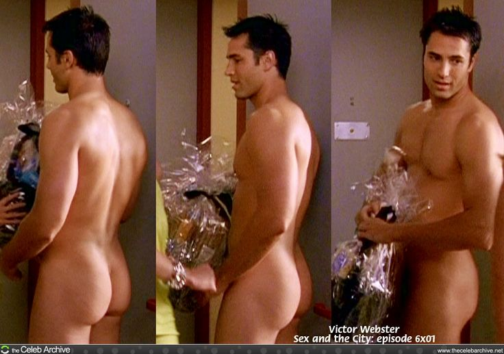 Victor webster erection