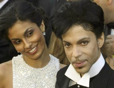 Prince Roger Nelson and Wife | California (Reuters) -- Veteran funk ...