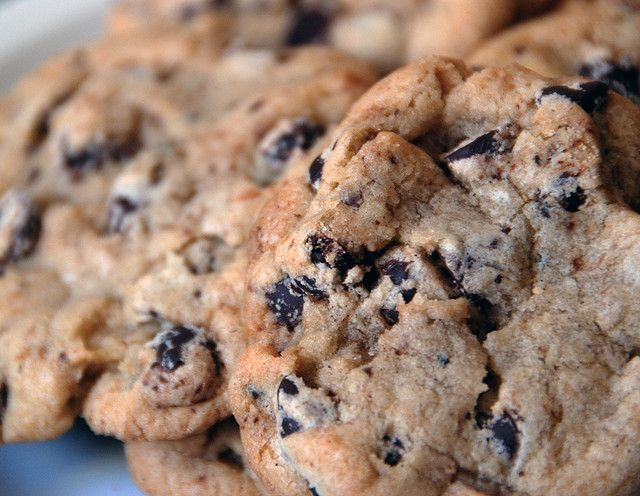 Neiman Marcus Chocolate Chip Cookie   eatery   Pinterest