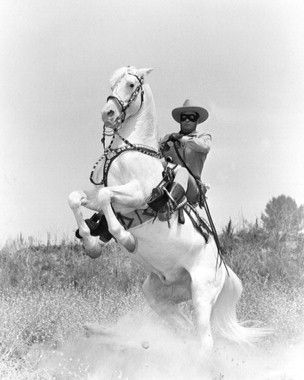 the original lone ranger it s all black and white and shades of gre