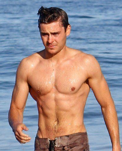 yep...Zak Efron is sexy