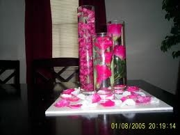 Do it yourself centerpiece wedding ideas pinterest for Do it yourself table decorations