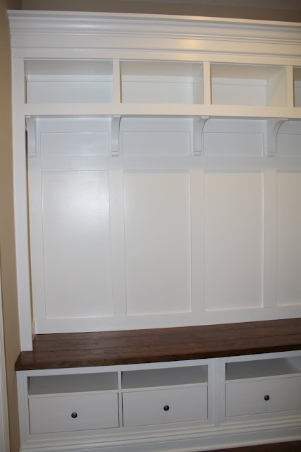 Mudroom Bench From Ikea Furniture Diy Crafts Pinterest