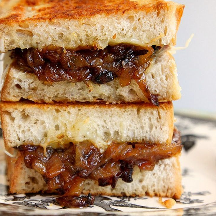 French Onion Soup Sandwiches Recipe | Yum !!! | Pinterest