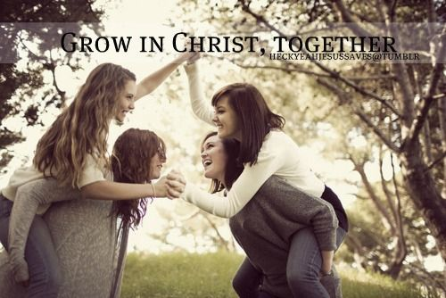Show the love of Christ in your love for your friends, family, and enemies.