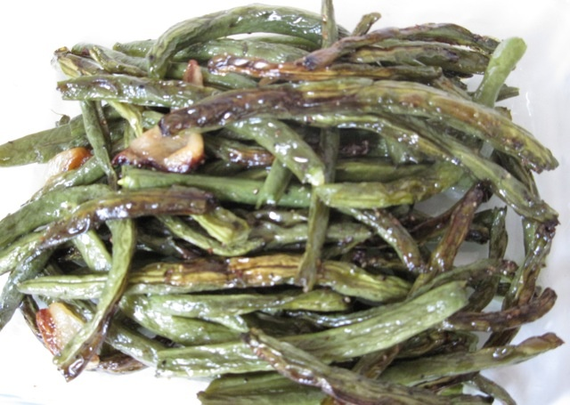 Roasted String Beans | Recipes / Healthy Choices / Baby Food | Pinter ...