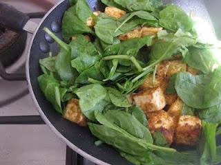 Tofu and Quinoa with Peanut Sauce | YUMMM | Pinterest