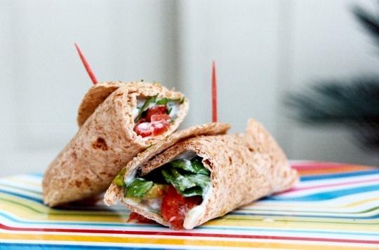 ... vegetable salad grilled vegetable tostadas mediterranean veggie wrap a