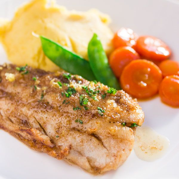 Easy french cuisine - Sole Meuniere Just tried it tonight and it was ...